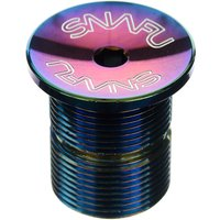 Snafu Threaded Top Cap - Jet Fuel
