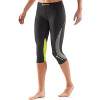 Skins Womens DNAmic 3-4 Tights SS17