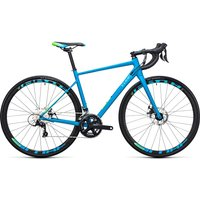 Cube Axial WLS Pro Disc Ladies Road Bike 2017