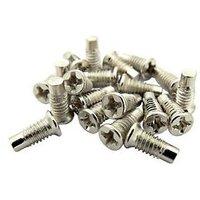 Brand-X Pedal Pins Star Screw Type