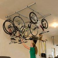 Saris Parking Cycle Glide Ceiling Storage Rack