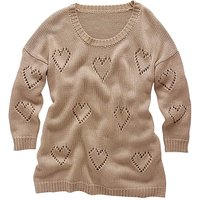 Angel Ribbons Marcie Heart Jumper