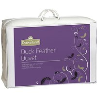 Luxury Duck Feather Duvet 4.5 Tog