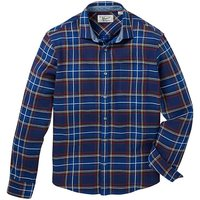 Original Penguin Check Flannel Shirt