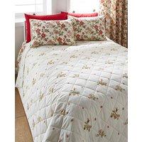Wild Rose Bedspread