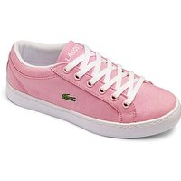 Lacoste Straightset Child Trainers