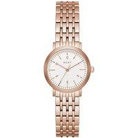 DKNY Minetta Ladies Rose Bracelet Watch
