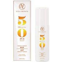 Vita Liberata Neroli and Argan Milk SP50