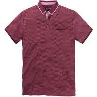 Black Label Norman Polo Shirt L
