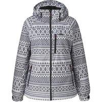 Trespass Print Hooded Jacket