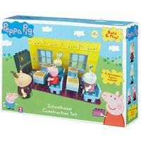 Peppa Pig Construction School House