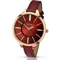 Sekonda Ladies Red Watch