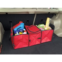 2 in 1 Collapsible Car Boot Organiser