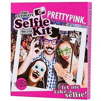 Pretty Pink Ultimate Selfie Kit.