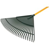 Leaf Rake - Fibreglass Shaft