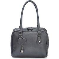 Lola Black Bowler Bag