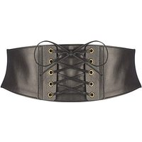 Corseted Waist Belt