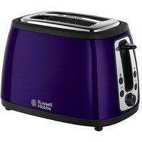 Russell Hobbs Purple 2 Slice Toaster
