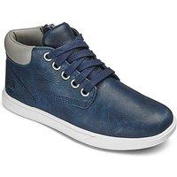 Timberland Groveton Leather Chukka Boots