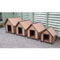 Rosewood Weather Tuff Apex Kennel Medium