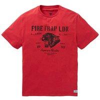 Firetrap HONGO T-Shirt Long