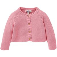 KD Baby Girl Cropped Knitted Cardigan