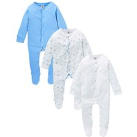 KD Baby Pack of Three Sleepsuits