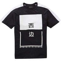 Label J Character Print T-Shirt Long