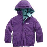 Snowdonia Reversible Girls Coat
