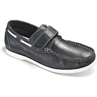 Boys Archie Boat Shoes Standard Fit