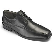 Boys Hugo Black Shoes Wide Fit
