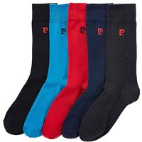 Pierre Cardin Pack of 5 Multi Socks