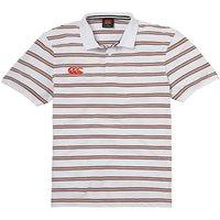 Canterbury Striped Polo