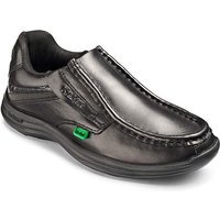 Kickers Reasan Slip School Shoes Youth