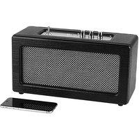 Retro Amp Speaker - Black