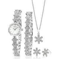 Sekonda Snowflake Ladies Gift Set
