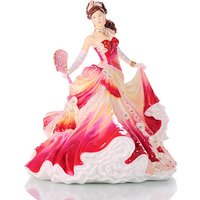 Sunset Romance Figurine with Swarovski C