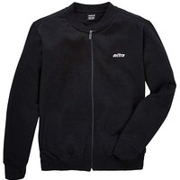 Mitre Zip-Through Sweatshirt Long