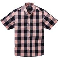 Label J Checked Shirt Regular