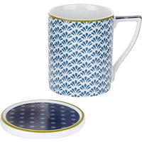 Ted Baker, Mug & Coaster - Malton I