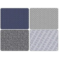 Ted Baker, Placemats x 4 - Langdon