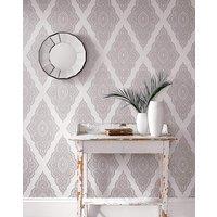Jewel Pearl Silver Wallpaper