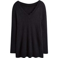Soft Boucle Fluffy Jumper