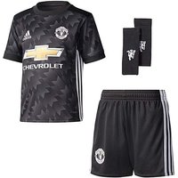 Adidas Junior MUFC Away Mini Kit