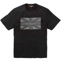 Ben Sherman Union Jack T-Shirt L