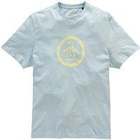 Original Penguin Circle Logo T-Shirt R