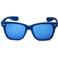 Dixie Retro WAYFARER Blue Sunglasses