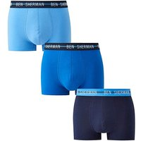 Ben Sherman Pack of 3 Boxers