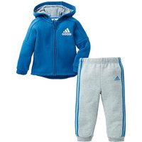 adidas Boys Infant Hoodie And Jogger Set
