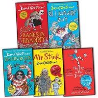 David Walliams Collection 5 Books